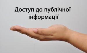 Публічна інформація