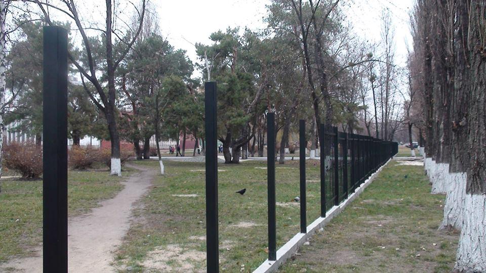 паркан 1