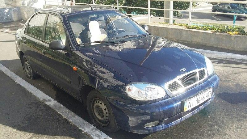 Машина Пархонюка 1