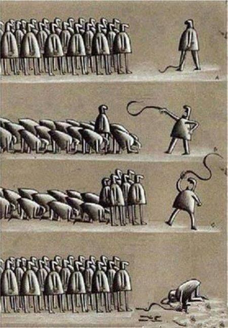 Встань і не бійся